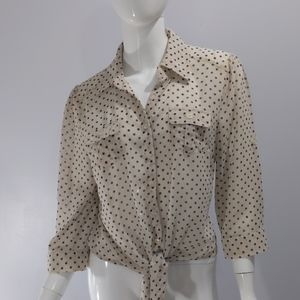 Edge blouse size large